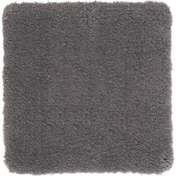Badematte 50/50 cm Grau