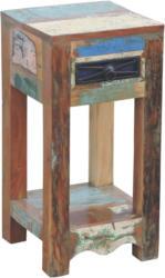 Beistelltisch In Holz 30/30/60 Cm
