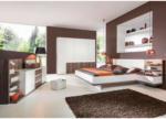 XXXLutz Liezen Schlafzimmer In Weiß, Eichefarben