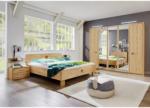 XXXLutz Vöcklabruck Schlafzimmer in Erlefarben, Birkefarben