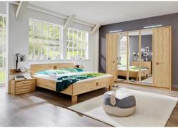 Schlafzimmer in Erlefarben, Birkefarben