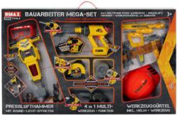 Bauarbeiter-Mega-Set