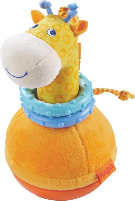 Stehauffigur Giraffe