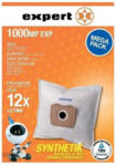 Expert Expert 1000 MP EXP Staubbeutel Megapack, Inhalt: 12 Beutel + 2 Filter