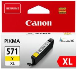 Canon CLI571XL gelb Drucker-Tintenpatrone gelb