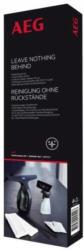 AEG ABPK01 Zubehörset für Fensterreiniger WX7 - 2 Wischbezüge, 2 Abziehlippen, Reinigungsmittel