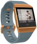Expert fitbit Ionic slate-blue copper Aktivitätsuhr - Smartwatch mit NFC