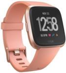 Expert fitbit Versa peach roségold Aktivitätsuhr - Smartwatch mit NFC