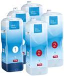 Expert Miele UltraPhase 5er Set Halbjahresvorrat TwinDos Waschmittel-Kartuschen, 3x UltraPhase 1 + 2x UltraPhase 2