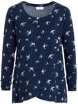 Ernsting's family Damen Umstands-Sweatshirt mit Stillfunktion