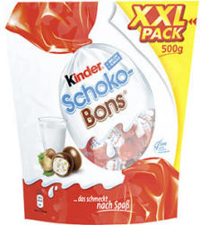 kinder Schoko-Bons jeder 500-g-Beutel