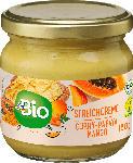 dm-drogerie markt dmBio Aufstrich, Streichcreme Curry-Papaya-Mango