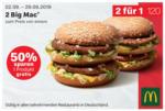 McDonald´s Die neuen McDonald's Gutscheine sind da! - bis 29.09.2019