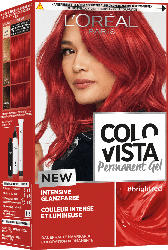 L'Oréal Colovista Haarfarbe #brightred, 1 St