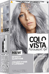 L'Oréal Colovista Haarfarbe #silvergrey, 1 St