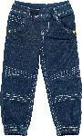 dm-drogerie markt ALANA Kinder Jeans, Gr. 92, in Bio-Baumwolle und Elasthan, blau