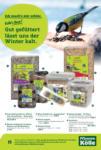 Pflanzen-Kölle Gartencenter Winterfutter - bis 20.10.2019