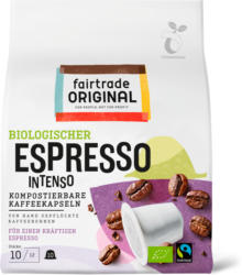 Espresso Intenso Kapseln