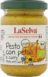 Pesto con petali