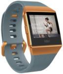 Expert Tisch fitbit Ionic slate-blue copper Aktivitätsuhr - Smartwatch mit NFC