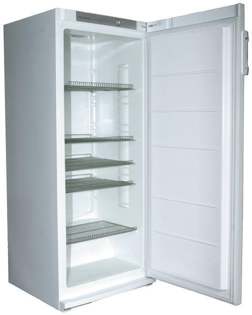 Nabo FK2650 + 5 Jahre Herstellergarantie Stand-Flaschenkühlschrank mit Volltür
