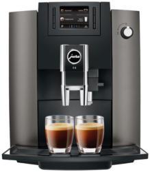 Jura E6 Dark Inox Kaffeevollautomat