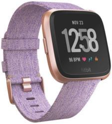 fitbit Versa SE lavender woven Aktivitätsuhr - Smartwatch mit NFC