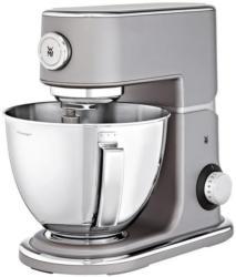 WMF PROFI Plus Küchenmaschine Set steel grey inkl. Fleischwolf und Spritzgebäckaufsatz