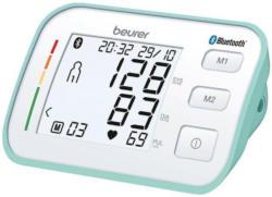 Beurer SR BM1 Bluetooth Blutdruckmessgerät (Oberarm
