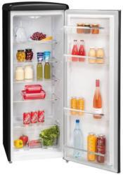 exquisit RKS325-16RV A++ ms Stand-Kühlschrank Retro