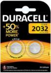 Expert ETECH Duracell Lithium 2032 B2 Electronics Knopfzelle Blister 2