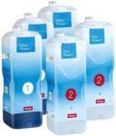 Expert Lenz Miele UltraPhase 5er Set Halbjahresvorrat TwinDos Waschmittel-Kartuschen, 3x UltraPhase 1 + 2x UltraPhase 2