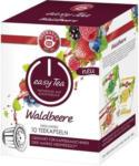 Expert Tauschek Teekanne Kapseln easy Tea Waldbeere 10 Tee Kapseln geeignet für Nespresso Kaffeemaschinen