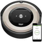 Expert ETECH iRobot Roomba e5152 Staubsaugroboter, App-Steuerung