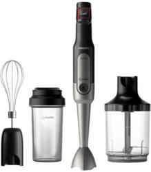 Philips HR2652/90 Viva Collection ProMix Stabmixer inkl. 2-in-1 ToGo Trinkflasche