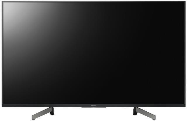"Sony KD49XG8399 inkl. 5 Jahre Herstellergarantie Ultra HD HDR MF 1000Hz LED-TV 49"" (123 cm"
