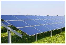 Photovoltaik-Anlage 6.2kWp auf Freifeldtisch Suntastic.Solar PV-Set
