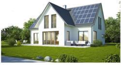 Photovoltaik-Anlage 5.12kWp mit Moduloptimierung Suntastic.Solar PV-Set
