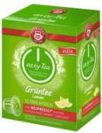 Expert Tauschek Teekanne Kapseln easy Tea Grüntee Lemon 10 Tee Kapseln geeignet für Nespresso Kaffeemaschinen
