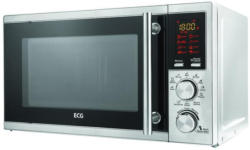 ECG MTD205GSS Mikrowelle mit Grill