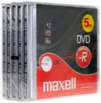 Expert Thaller Maxell DVD-R 4.7 16F 5er-Pack DVD-Rohlinge