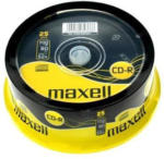 Expert Hein Maxell CD-R 80 XL 52F Spindel 25er-Pack CD-Rohlinge
