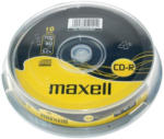 Expert Hein Maxell CD-R 80 XL 52F Spindel 10er-Pack CD-Rohlinge