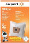 Expert ETECH Expert 1000 EXP Staubbeutel, Inhalt: 5 Beutel + 1 Filter