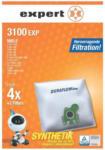 Expert Wania Expert 3100 EXP Staubbeutel, Inhalt: 4 Beutel + 2 Filter