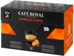 Kaiba Café Royal XL Box Espresso Forte 33 Kaffee Kapseln für das Nespresso®-System