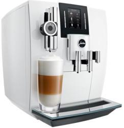 Jura J6 Piano White Kaffeevollautomat