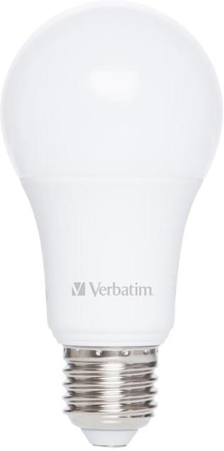 Verbatim LED-Lampe 5,5W E27 470lm 2700K 220° Abstrahlwinkel Home-Line