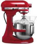 Expert Winter KitchenAid 5KPM5EER Heavy Duty Küchenmaschine mit Schüsselheber