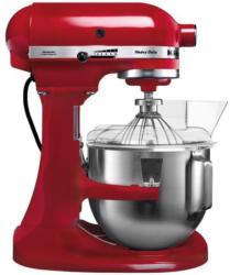 KitchenAid 5KPM5EER Heavy Duty Küchenmaschine mit Schüsselheber